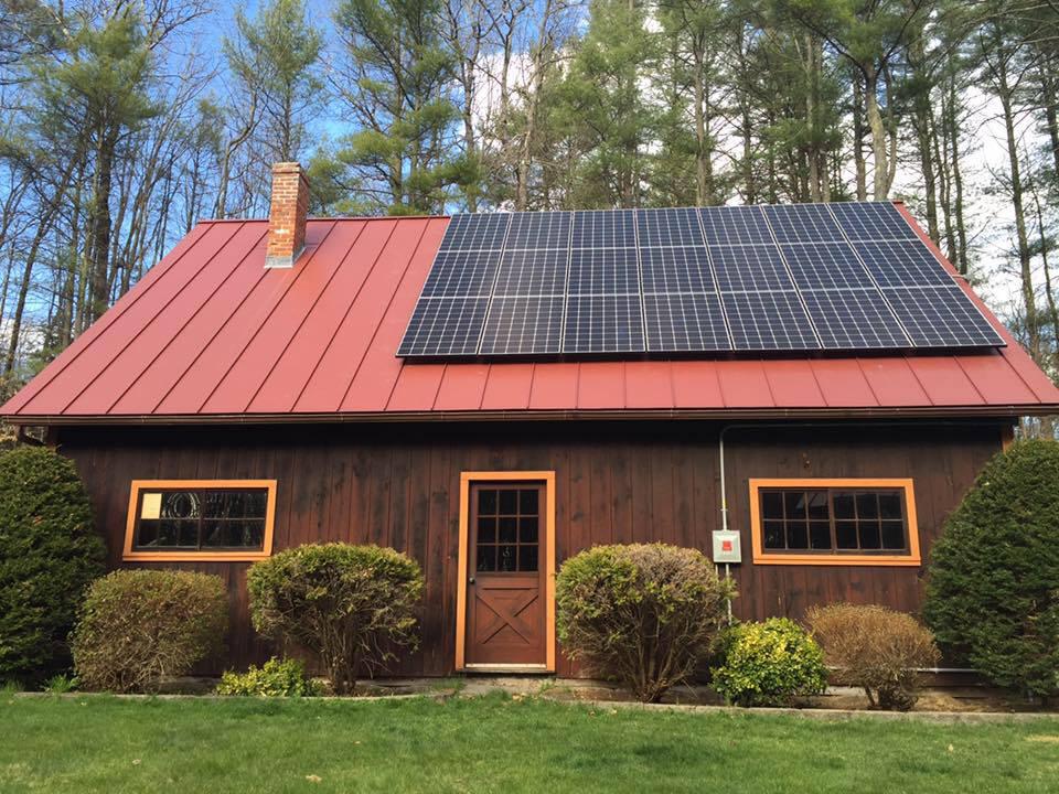 Solar Installation NH