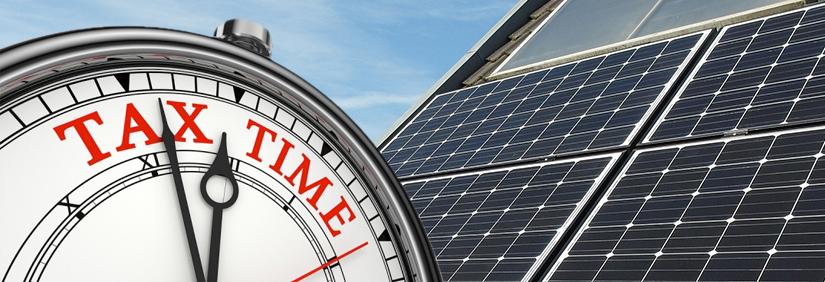 Solar Energy Tax Savings