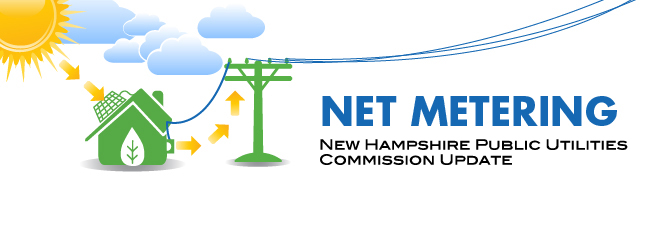 New Hampshire Public Utilities Commission Net Metering Order