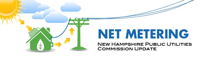 New Hampshire Public Utilities Commission Net Metering Order